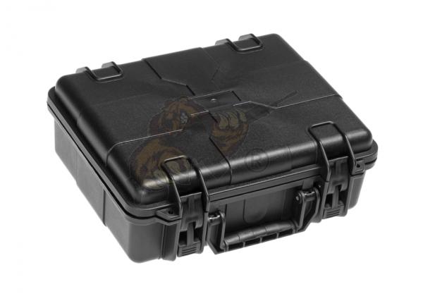Tactical Plastic Case / Pistolenkoffer Schwarz - FMA