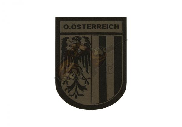 Oberösterreich Shield Patch RAL 7013 - Clawgear