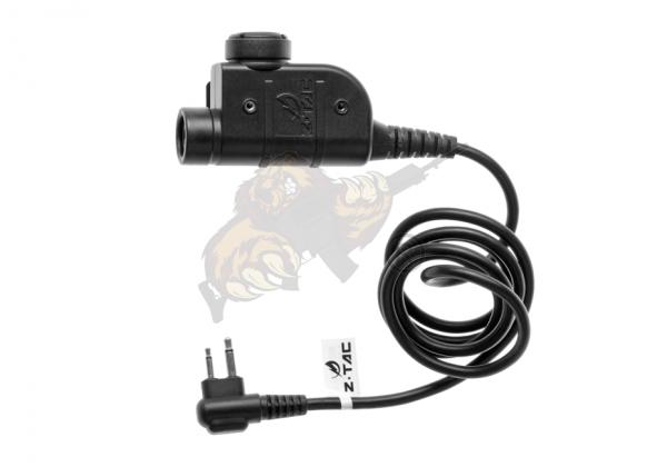 zSLX PTT Motorola 2-Pin Connector - Z-Tactical