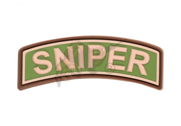 JTG - Sniper Tab - Patch, multicam / 3D Rubber patch
