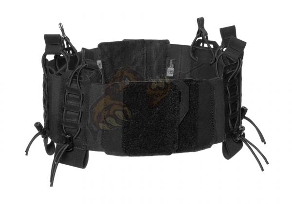 CPC Standard Elastic Cummerbund with Pouches Black - Templar's Gear