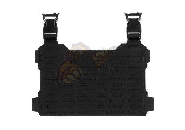 CPC Front Panel / Micro Chest Rig Black - Templar's Gear