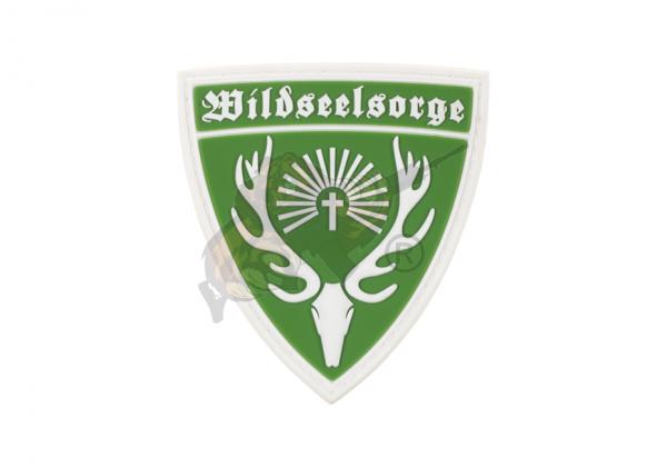 JTG - Wildseelsorge Rubber Patch - Color