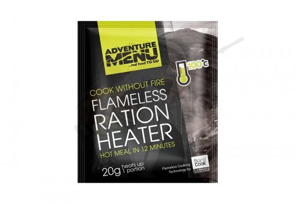 Set: 5x Flameless heating pad 20g + Zipper-Bag - AdventureMenu