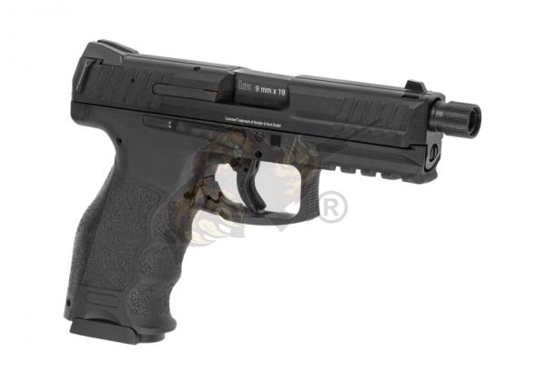 H&K VP9 Tactical Metall Version GBB Airsoft Black -F-