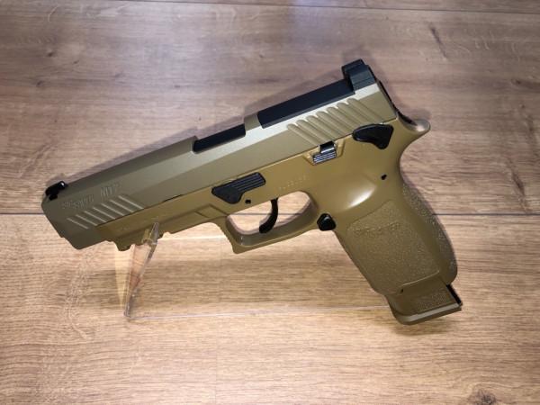 Sig Sauer P320-M17 4,5mm Pellet Co2 Blow Back
