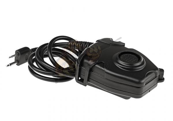PTT Icom Connector für Icom Funkgeräte