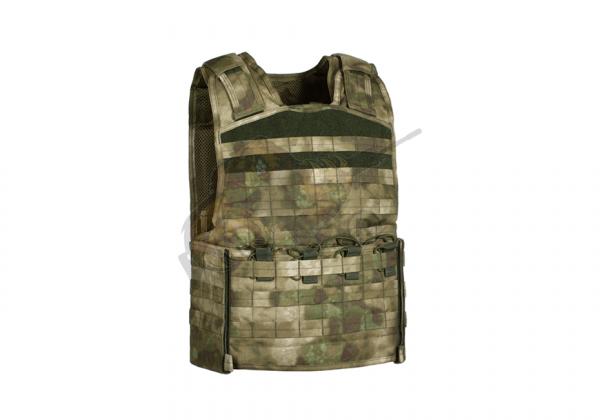 Mod Carrier Combo Everglade (Invader Gear) - komplett mit Taschen ausgestatteter MOLLE Plattenträger