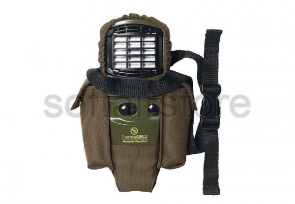 ThermaCELL Holster für Mückenabwehr Handgerät, grün