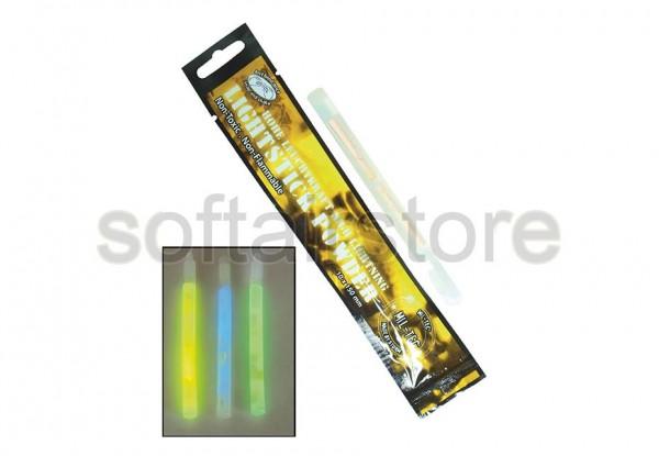 Leuchtstab Powder 10 x 150 mm - Grün