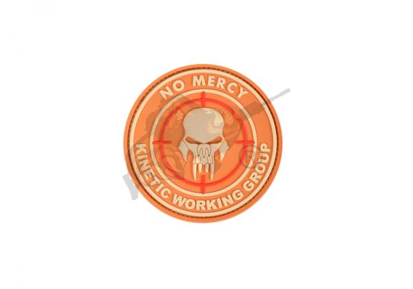 JTG - No Mercy - Kinetic Working Group - Insider Patch, Desert