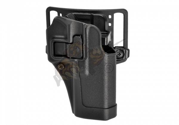 CQC SERPA Holster für Glock 17/22/31 Schwarz (Blackhawk)