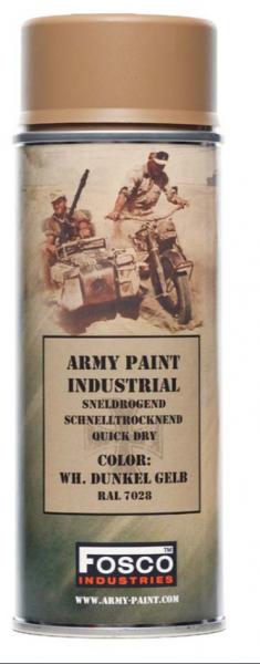 Farbspray Army Paint 400ml WH Dunkel Gelb - Fosco Industries