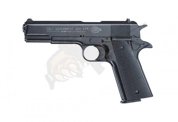 COLT GOVERNMENT 1911 A1 Schreckschuss Pistole cal. 9 mm P.A.K. Schwarz