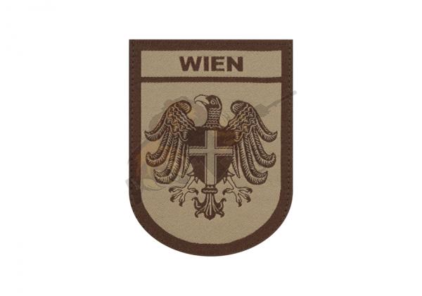 Wien Shield Patch Desert - Clawgear