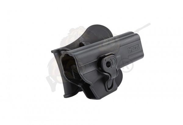 Cytac Holster für Glock 21 Schwarz