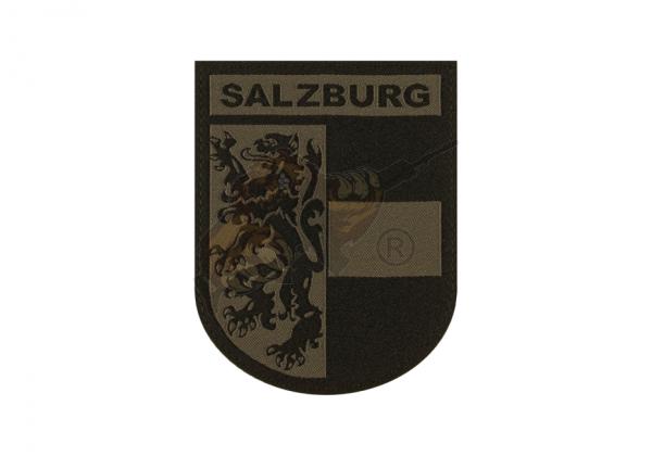 Salzburg Shield Patch RAL7013 - Clawgear