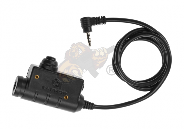 M51 Tactical PTT für YEASU Funkgeräte - Earmor