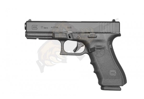 Glock 17 Gen 4 im Kaliber 9 x 19 Schwarz - Gebraucht