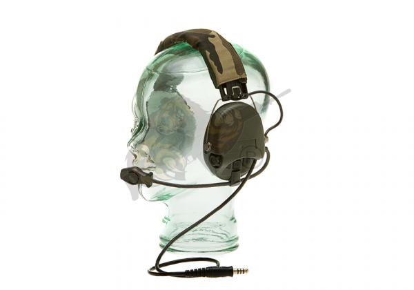 SRD Headset Military Standard Plug