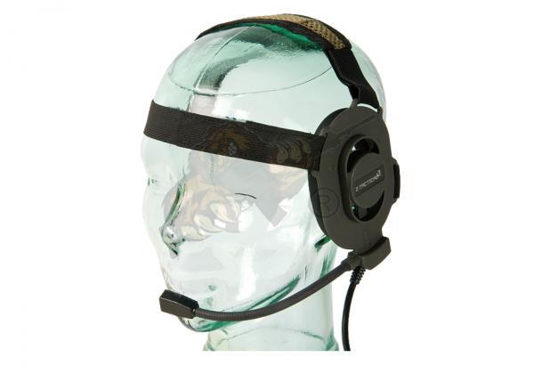 Elite II Headset in Foliage Green (Z-Tactical)