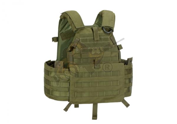 6094A-RS Plattenträger Oliv (Invader Gear)