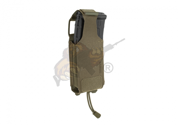 5.56 Backward Flap Mag Pouch RAL7013 - Claw Gear