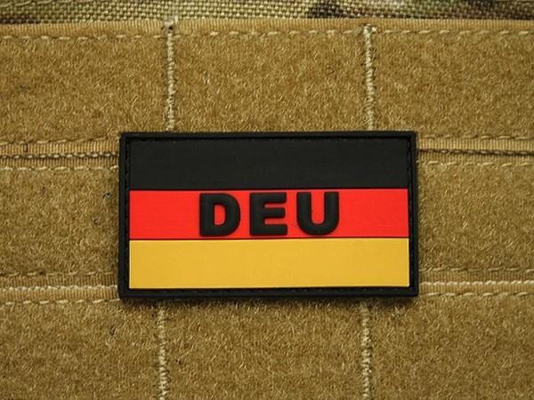 JTG - Deutschlandflagge mit DEU