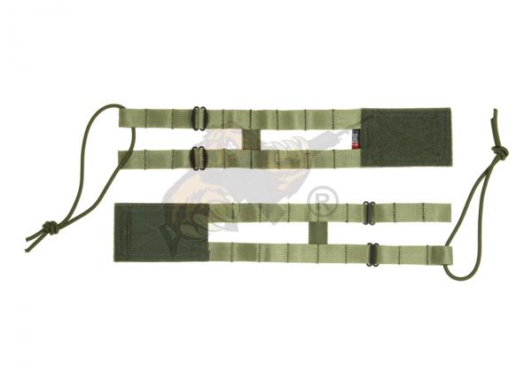 AVS 2- Band Skeletal Cummerbund Ranger Green - Crye Precision by ZShot