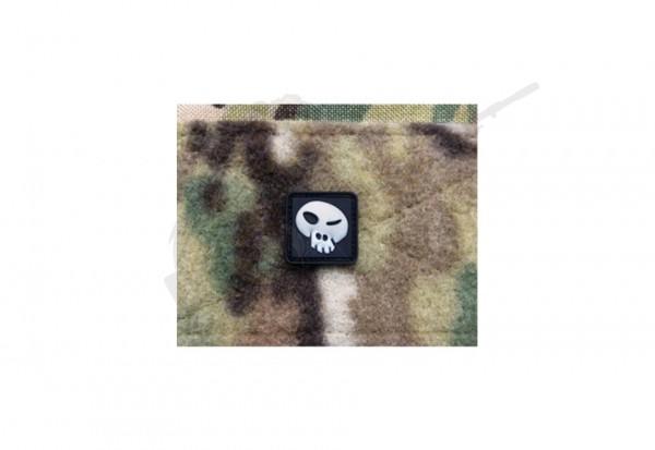 JTG - TF Skull Patch, forest / 3D Rubber patch