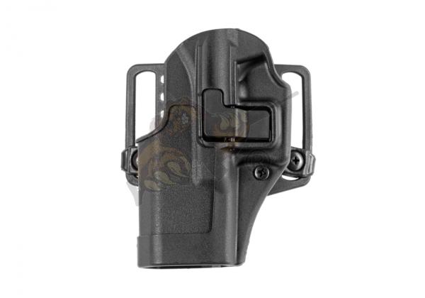 CQC SERPA Holster für Glock 19/23/32/36 Links in Schwarz - Blackhawk