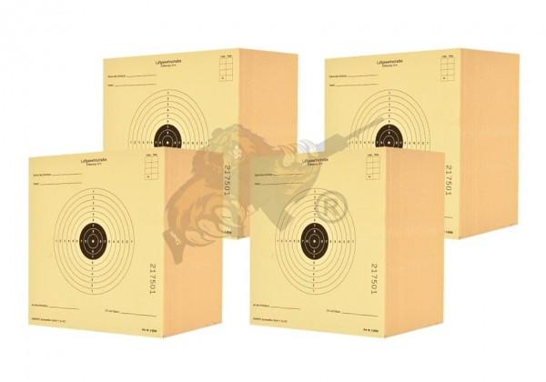 Paper Targets 14x14cm 1000pcs - Umarex
