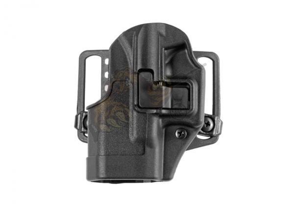 CQC SERPA Holster für Glock 26/27/33 Links in Schwarz - Blackhawk