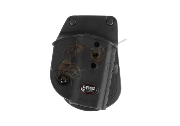 Evolution Paddle Holster für Glock 42 - Fobus