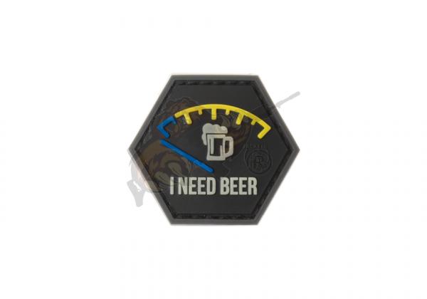 I need Beer Rubber Patch Blue - JTG
