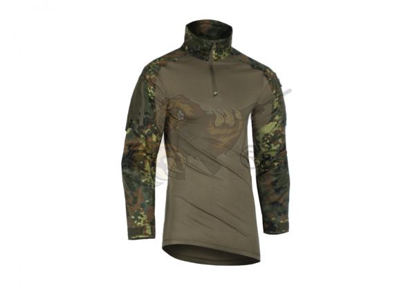 Operator Combat Shirt Flecktarn - Clawgear