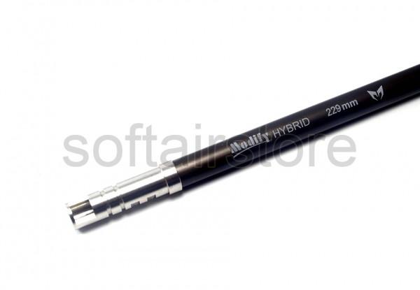 """Modify """"SS+AL"""" Hybrid 6.01mm Precision AEG Inner Barrel (229mm)"""