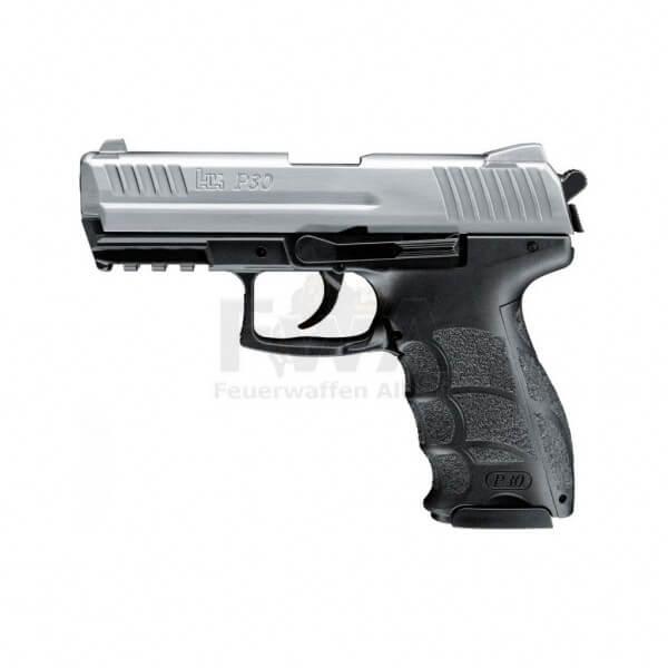 H&K P30 Schreckschuss Pistole cal. 9 mm P.A.K. Steel Finish