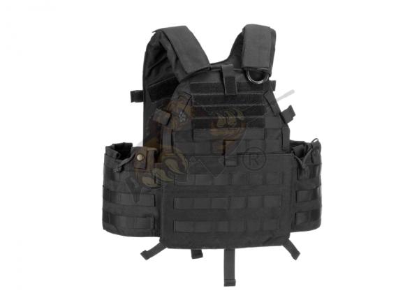 6094A-RS Plattenträger Schwarz (Invader Gear)