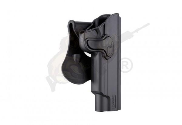 Amomax Holster (AM-1911G2) für WE M1911 / KJW M1911 - Black