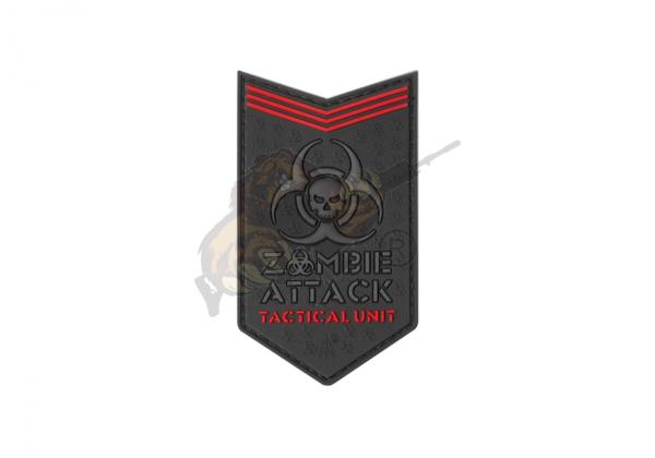 Zombie Attack Rubber Patch Blackops - JTG