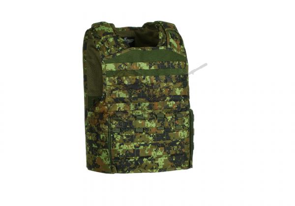 Mod Carrier Combo CAD (Invader Gear) - komplett mit Taschen ausgestatteter MOLLE Plattenträger