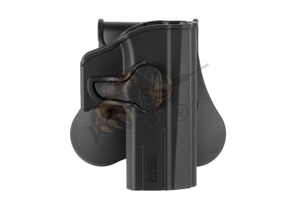 Amomax Holster für CZ P-07 / P-09 Serie - Black