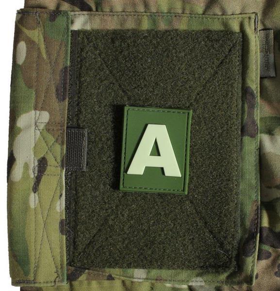 Team Member ID - Buchstabe - Forest-GID