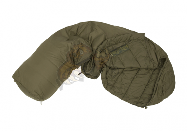 Eagle Sleeping Bag / Schlafsack Größe L in RAL7008