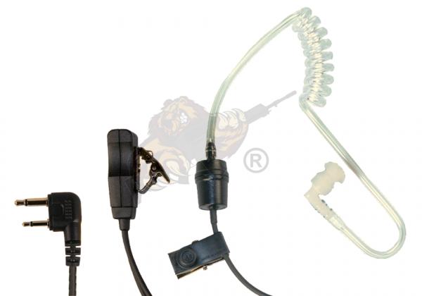 AE 31 C-2L Security Headset G5/G6/G7/G9/HP450 (Midland)