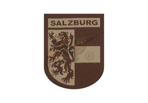 Salzburg Shield Patch Desert - Clawgear