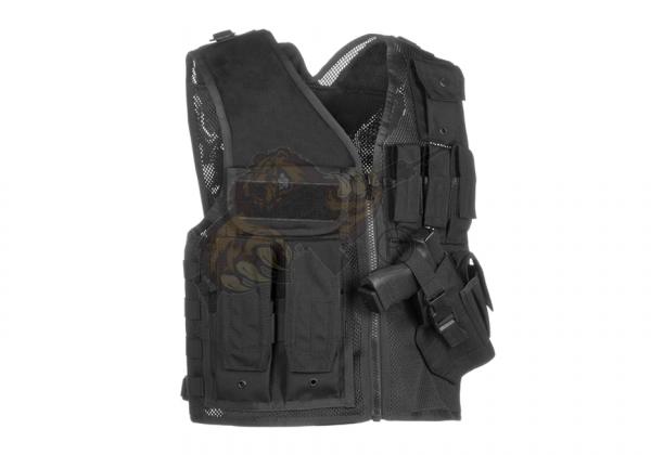 Mk.II Crossdraw Vest Black - Invader Gear
