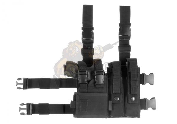 Oberschenkelholster MP5K , Ingram M11 , Vz61 für Rechtsschützen