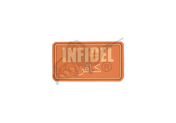JTG - Infidel Rubber Patch Desert